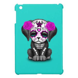 Rosa Tag des toten Hündchens iPad Mini Hülle
