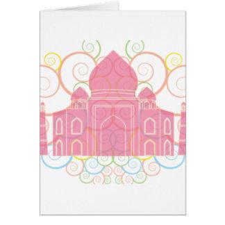 Rosa Taj Mahal Karte