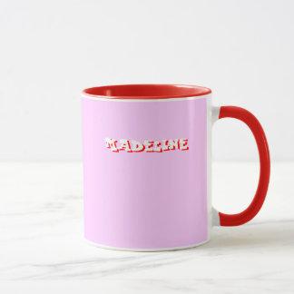 Rosa Tasse Madeline