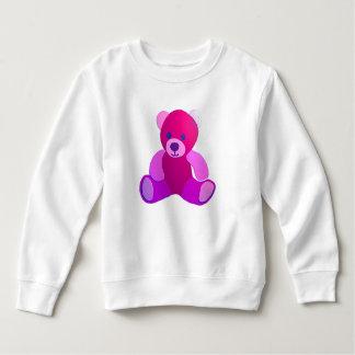 Rosa Teddybär Sweatshirt