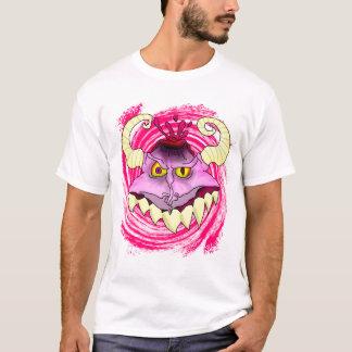 Rosa Teufel-T-Stück T-Shirt