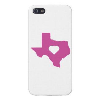 Rosa Texas Schutzhülle Fürs iPhone 5