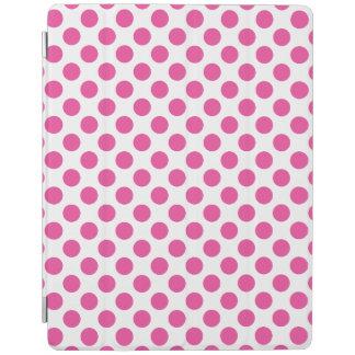 Rosa Tupfen iPad Hülle