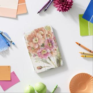 Rosa und orange Primel iPad Mini Hülle