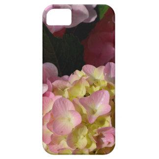 Rosa und SahneHydrangeas Schutzhülle Fürs iPhone 5