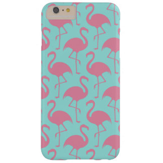 Rosa und tadelloser Flamingo iPhone Fall Barely There iPhone 6 Plus Hülle