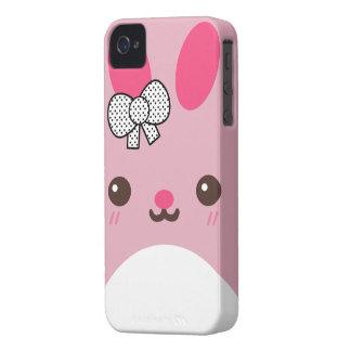 Rosa Usagi Häschen iPhone 4 Case-Mate Hülle