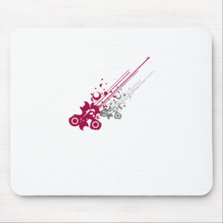 rosa Vektor Mousepads