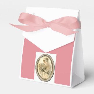 Rosa Vintage Hochzeits-u. Geschenkschachtel