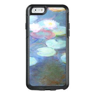 Rosa Wasser-Lilien Claude Monet GalleryHD OtterBox iPhone 6/6s Hülle