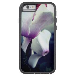 Rosa weißes Blumen-Foto iPhone 6/6s, stark Tough Xtreme iPhone 6 Hülle