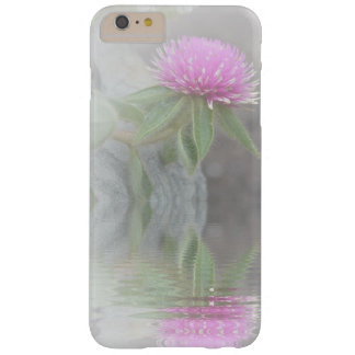 Rosa Zazzle Reflexion Barely There iPhone 6 Plus Hülle