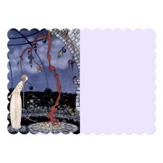Rosalie und der erstaunliche Baum 12,7 X 17,8 Cm Einladungskarte