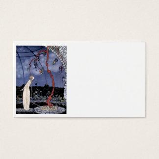 Rosalie und der erstaunliche Baum Visitenkarten