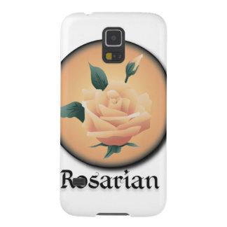 Rosarian-Pfirsich Samsung S5 Cover
