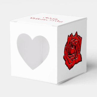 Rose #1 geschenkschachtel