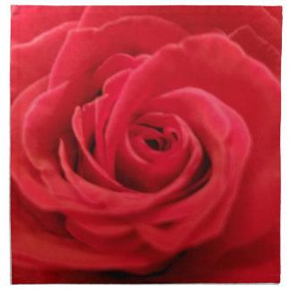 Rose 1 stoffserviette