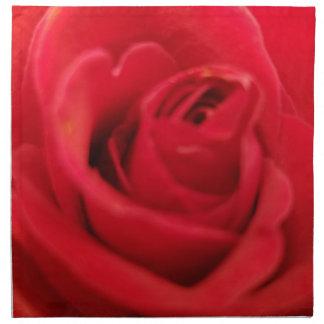 Rose 2 serviette