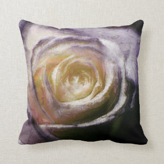 Rose abstract kissen