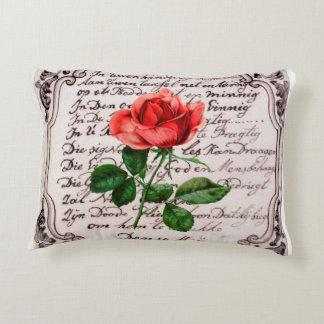 viktorianische rote rosen kissen | zazzle.de, Best garten ideen
