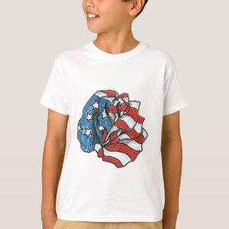 Rose flag.jpg T-Shirt