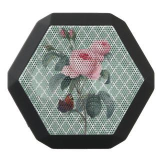 Rose grünes Morrocco Schwarze Bluetooth Lautsprecher