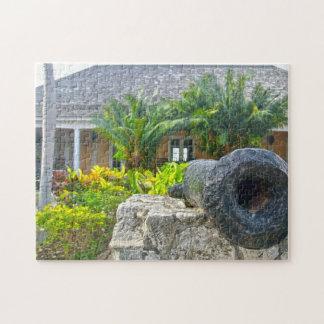 Rose Hall Montego Jamaika Puzzle