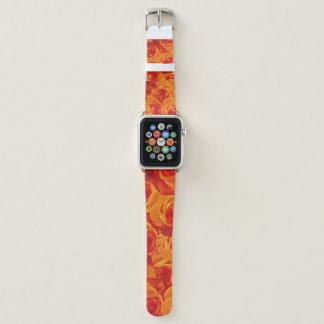 Rose ist heiß apple watch armband