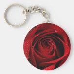 Rose keychain schlüsselbänder