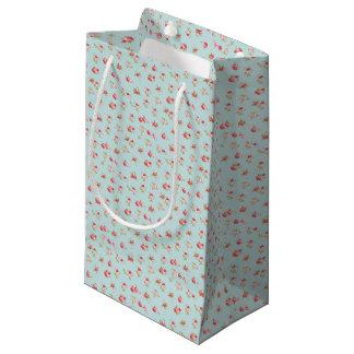 Rose Kleine Geschenktüte