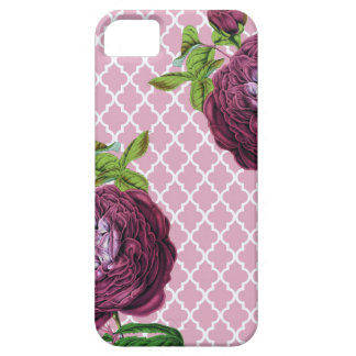 Rose morrocco iPhone 5 cover