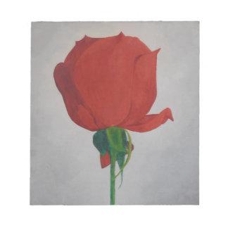 Rose Notizblock