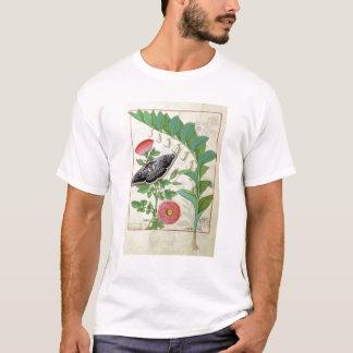 Rose und Polygonatum T-Shirt