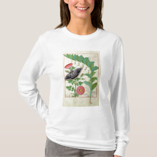 Rose und Polygonatum T-Shirt