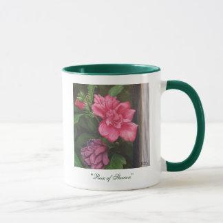 Rose von Sharon-Tasse Tasse