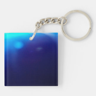 ©RoseannePears2012. Key-chain-Lakeside-1. Beidseitiger Quadratischer Acryl Schlüsselanhänger