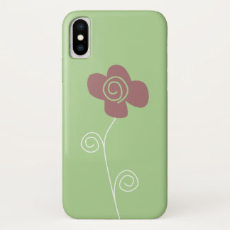roseback iPhone x hülle
