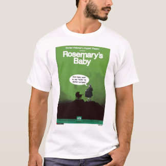 Rosemarys Baby - Polanski Satiren-T - Shirt