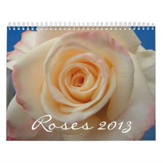 Rosen 2013 abreißkalender