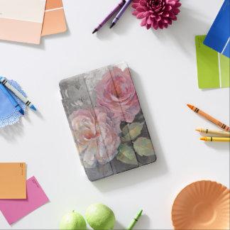 Rosen auf Grau iPad Mini Hülle