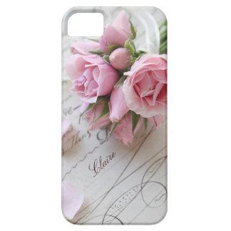 Rosen auf Kasten der Seite iPhone5 des 18. iPhone 5 Etui