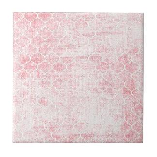 Rosen-Bänder und Spitze Keramikfliese