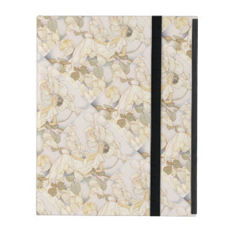 Rosen-Blumen| feenhafte Nymphe iPad Hüllen