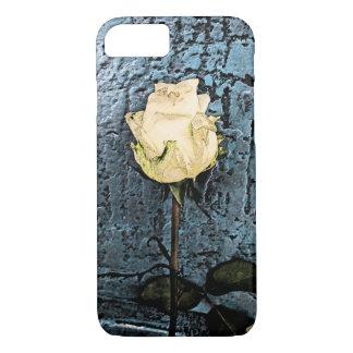 Rosen-Blumen-Kunst auf antiker iPhone 8/7 Hülle