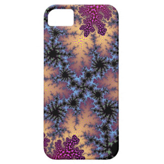 Rosen-Blumenblatt-Tupfen iPhone 5 Fall iPhone 5 Etui