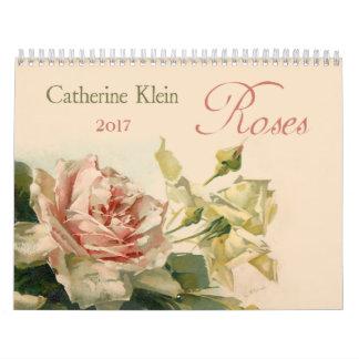 Rosen Catherine Klein Abreißkalender