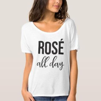 Rosen-den ganzen Tag Shirt