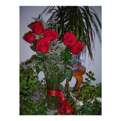 Rosen die letzt für immer posterdrucke