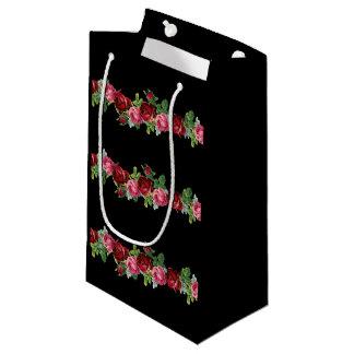 Rosen entwirrten Geschenktasche Kleine Geschenktüte