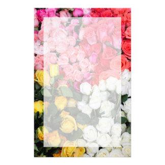 Rosen für Verkauf, San Miguel de Allende, Mexiko Briefpapier